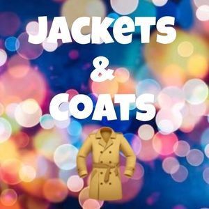 Jackets & Blazers - JACKETS & COATS